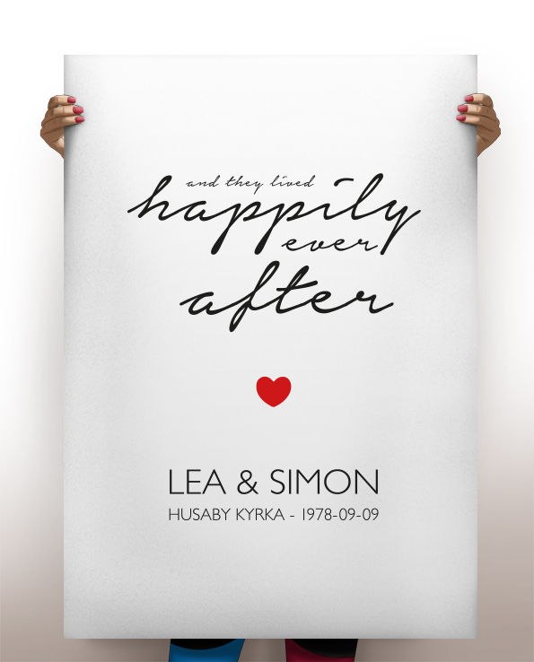 Poster Happily Ever After