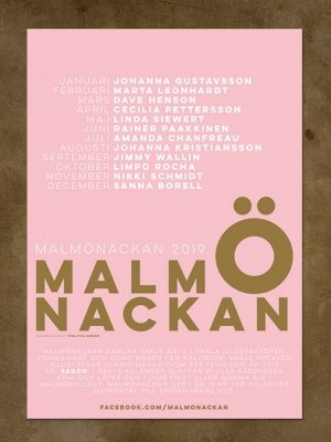 Malmönackan 2019