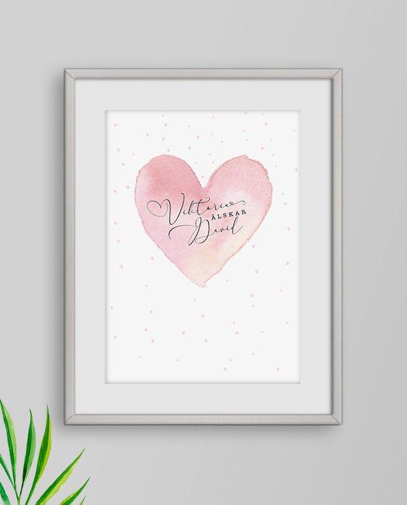 Poster Älskar