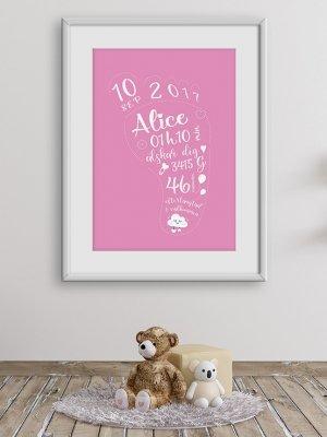 Poster Babyfot